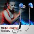 Bluetooth 4.1 auriculares inalámbricos a prueba de sudor deporte auricular con micrófono para selfie moxpad x90 soporte bluetooth disparador remoto