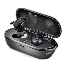 JQAIQ Wireless Bluetooth Earbuds With Charging Box Earphones Sport Mini Stereo Microphone For Phone