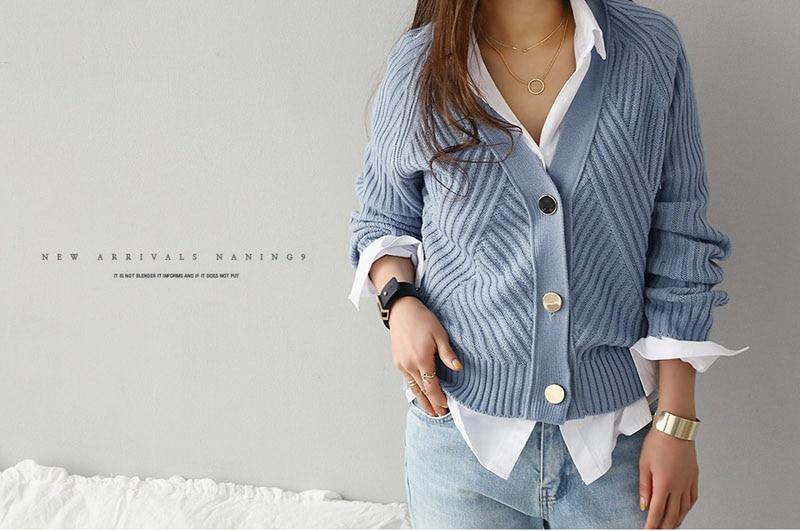Spring One Pocket Women White Shirt Female Blouse Tops Long Sleeve 33