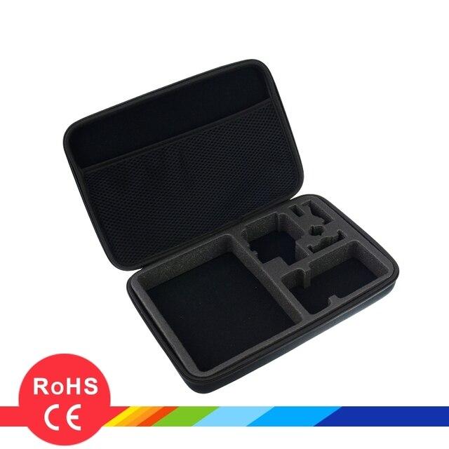Хорошее Качество Большой Размер Портативный Защитный Чехол для Хранения Сумки Коробку для Gopro SJCAM Xiaomi Yi ЭКЕН Soocoo 4 К WI-FI Камера Действий