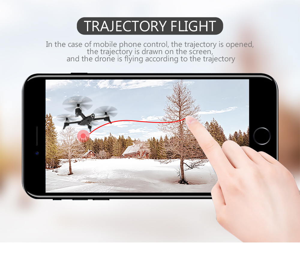 SG106 4K 1080P/720P Drone with Dual Camera and Wide Angle Optical Flow for Real-Time Aerial Video 24