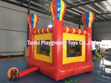 small inflatable jumping balloon bouncer house