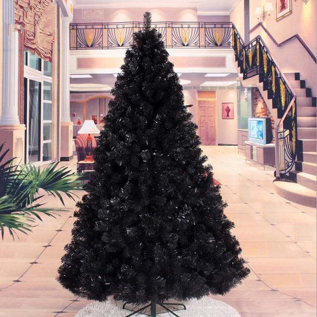 Albero Di Natale Nero.Albero Di Natale 2 1 M 2 4 M Albero Di Natale Albero Di Natale Nero