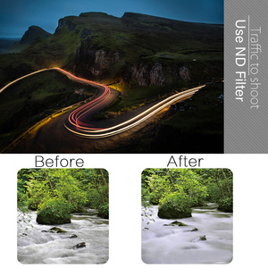 Image 4 - TENENELE 49 52 55 58 62 67 72 77 82 MM ND2/ND4/ND8/FLD/CPL/UV Protect Camera Filters Set For Sony Nikon Canon Pentax Lens Filter