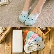 5 Pairs/Lot Warm Comfortable Cotton Women's Socks New Simple socks Female Boat Socks Solid Color Ladies Invisible Socks цены
