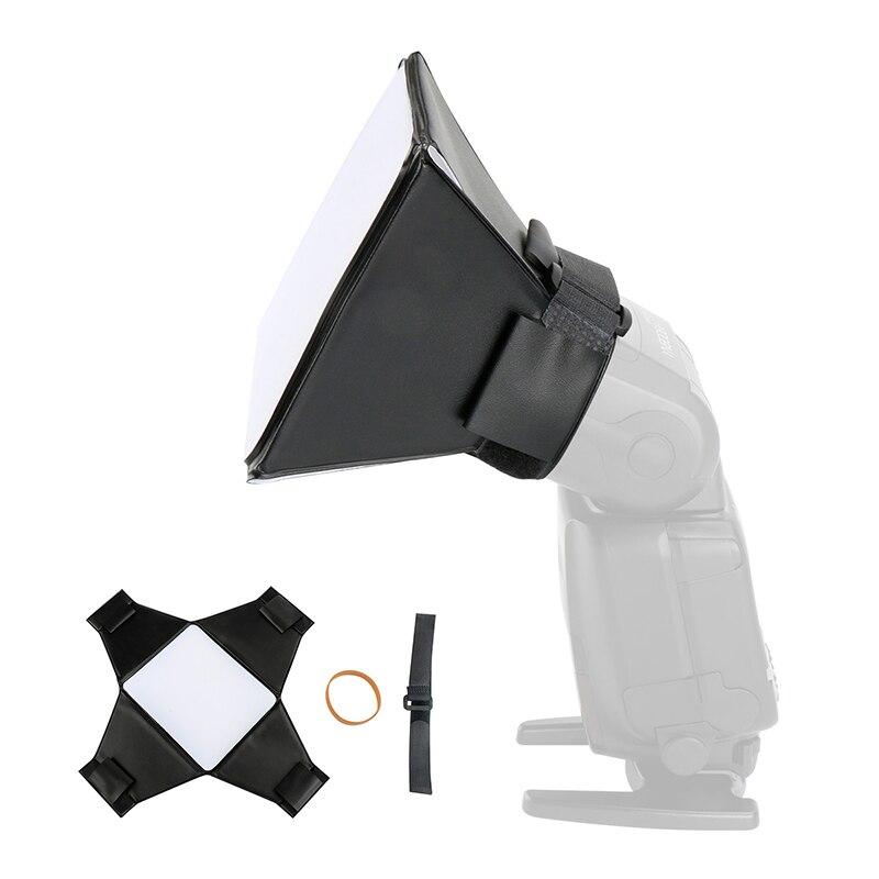 Universal Pliable Diffuseur de Flash Softbox pour Canon 580EX/430EX/550EX/540EZ/420EX Yongnuo YN685 YN560IV YN600EX-RT II Speedlite