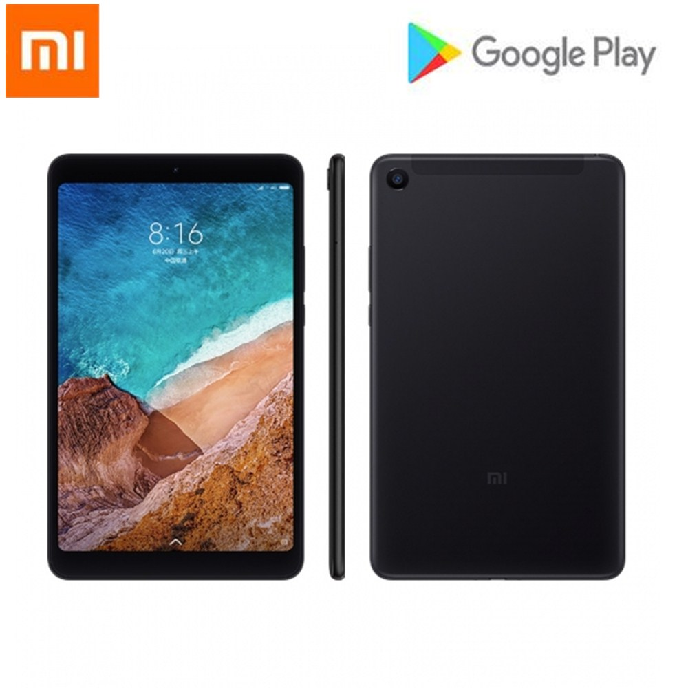 Original Xiaomi Mi Pad 4 mipad 4 Tablets 4 8 Snapdragon 660 AIE 13MP+5MP Wifi LTE 4GB 64GB Tablet PC Tablet Android mi pad 4 original xiaomi mi pad 4 tablets wifi lte 4gb 64gb 8 0 inch tablet pc snapdragon 660 aiecore 12 0mp 5 0mp 6000mah tablet android