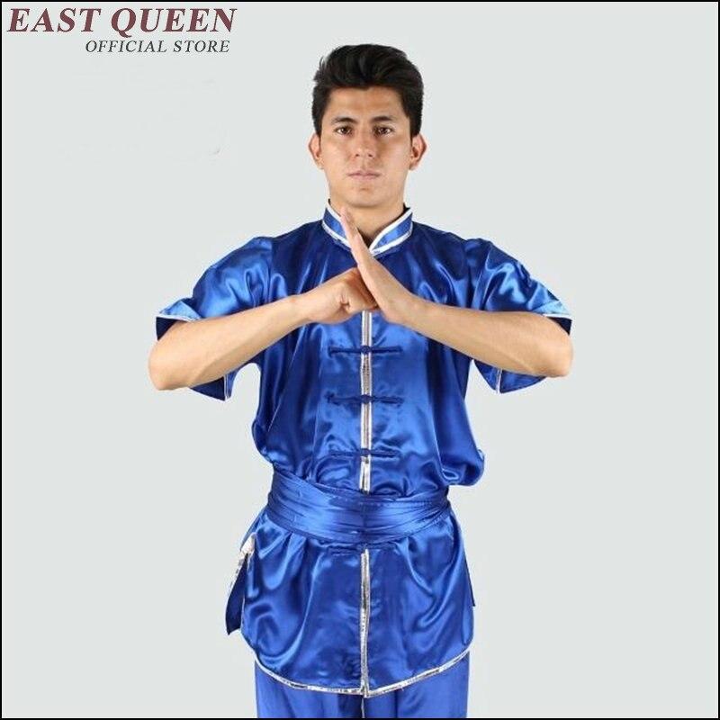 Martial arts uniform wushu clothing Chinese wushu costume kungfu clothing suit bruce uniform wing chun clothing