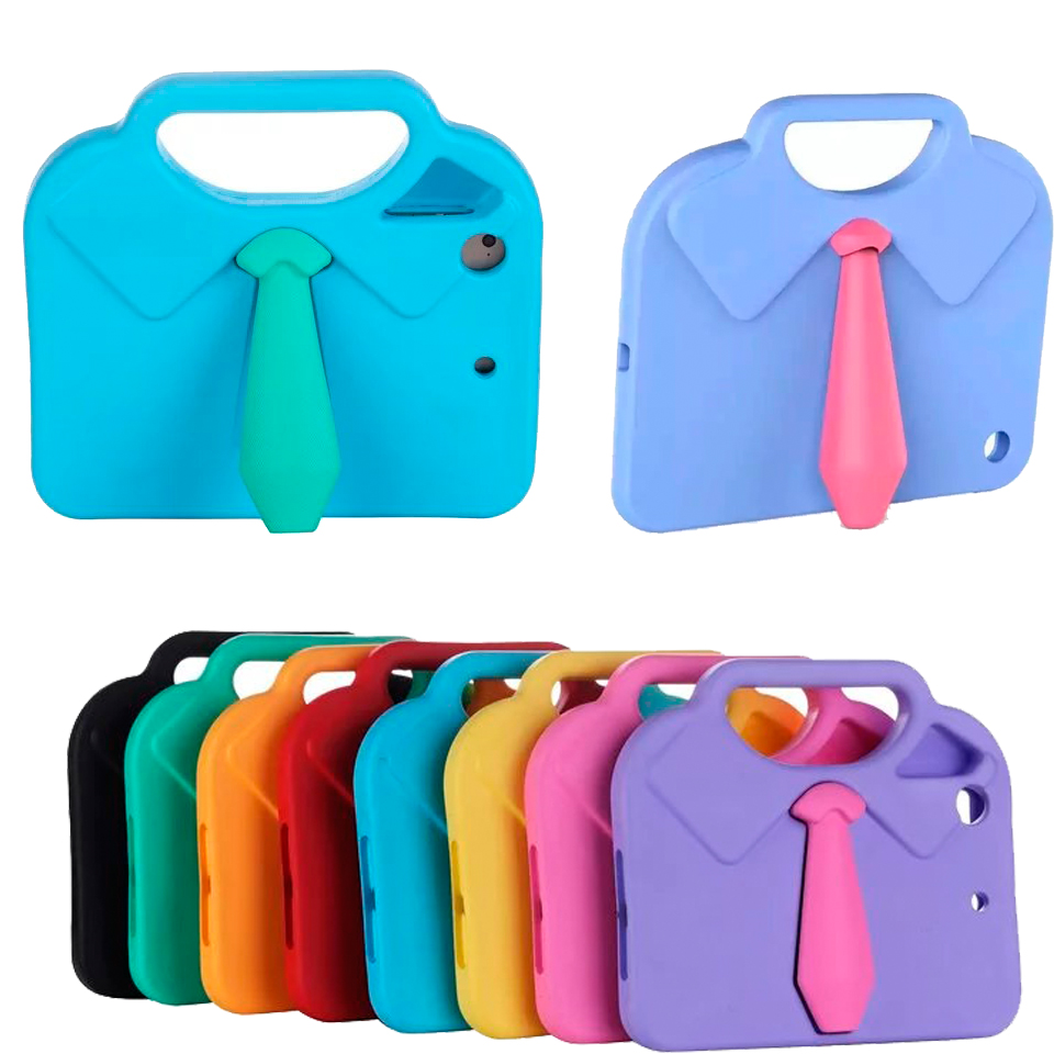 EVA Shockproof case for iPad mini 1 2 3 stand holder silicone hard drop resistance cloth children kids cover case for iPad mini