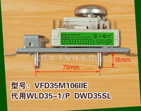 1pcs Free Shipping Timer For Microwave For Midea VFD35M106IIE Spare Parts For Microwave