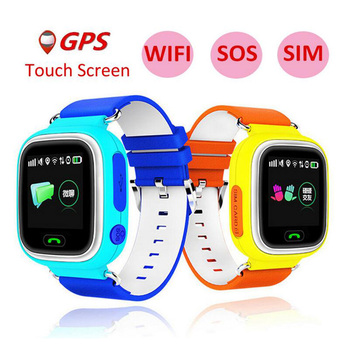 Smart Watch for Children Q90 GPS Smart Watch Baby Anti-lost Watch With Wifi Q90 Touch Screen SOS Call Smartwatch Baby PK Q50 Q80 interpad smart baby watch gps with camera waterproof sleep monitor smartwatch sos anti lost touch screen support sim for kids