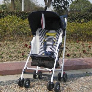 Margaret Roland umbrella stroller maclaren Volo stroller pink money