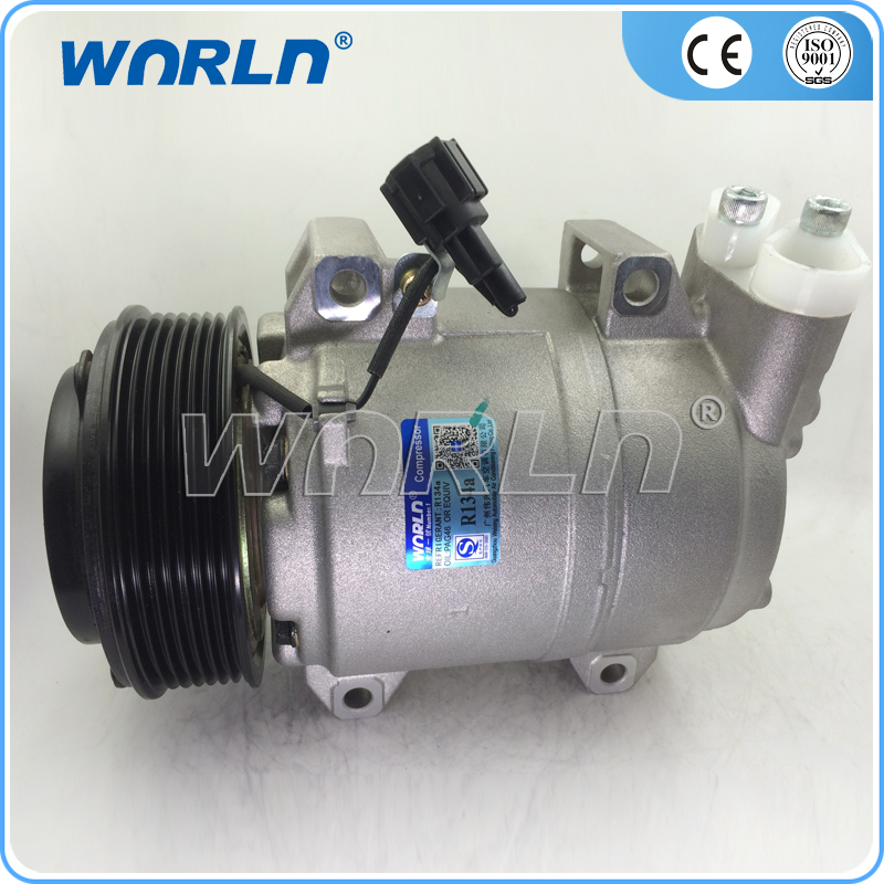 Auto air conditioner AC Compressor pump DKS 17D For Mazda Car-in Air-conditioning Installation