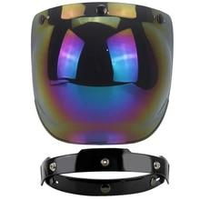 Retro Motorcycle Helmet Moto Capacete Casco Casque
