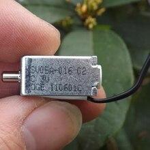 DC 3 V Электронный Монитор артериального давления Электромагнитный клапан односторонний DC выхлоп нормально открытый клапан Тип сфигмоманометра вентиляционный клапан