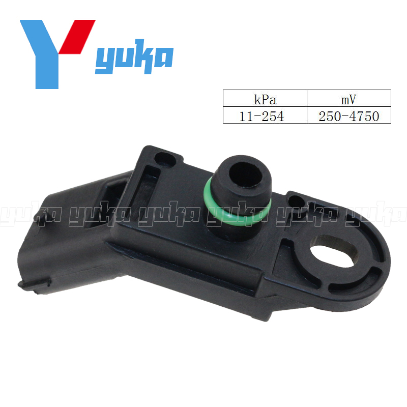 MAP Sensor For Opel Renault Smart Nissan Fiat Alfa Suzuki 0261230049 0281002510 0281002552 0 261 230 049 0 281 002 510 46811235