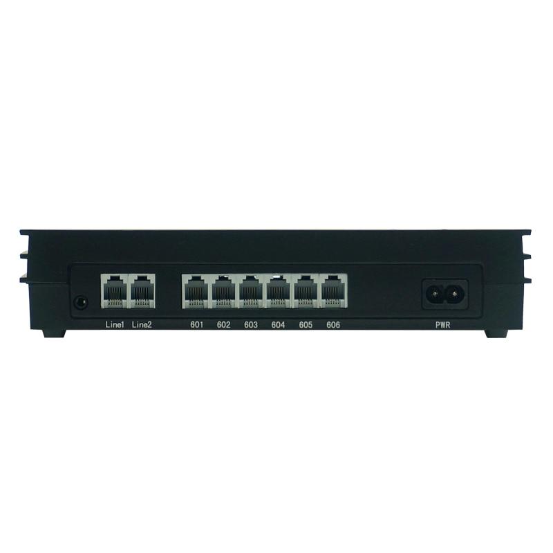 Kapı telefonu açacağı ile PBX sistemi MD206 Homd ve Ofis - İletişim Ekipmanları - Fotoğraf 2