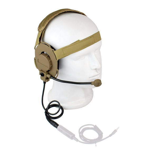 2015 Best Price Z Tactical Bowman Elite II Headset for Walkie Talkie (6)
