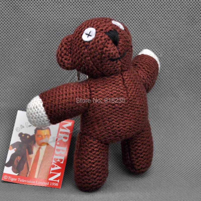 """Nuovo Mr Bean Teddy Bear 4.5 """"Morbido Peluche Bambola Giocattolo Carino PCXB"""