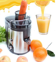 Stainless Steel Automatic Slow Juicer Electric Fruit Juice Machine Cold Press Extractor Squeezer of Kitchen Appliances