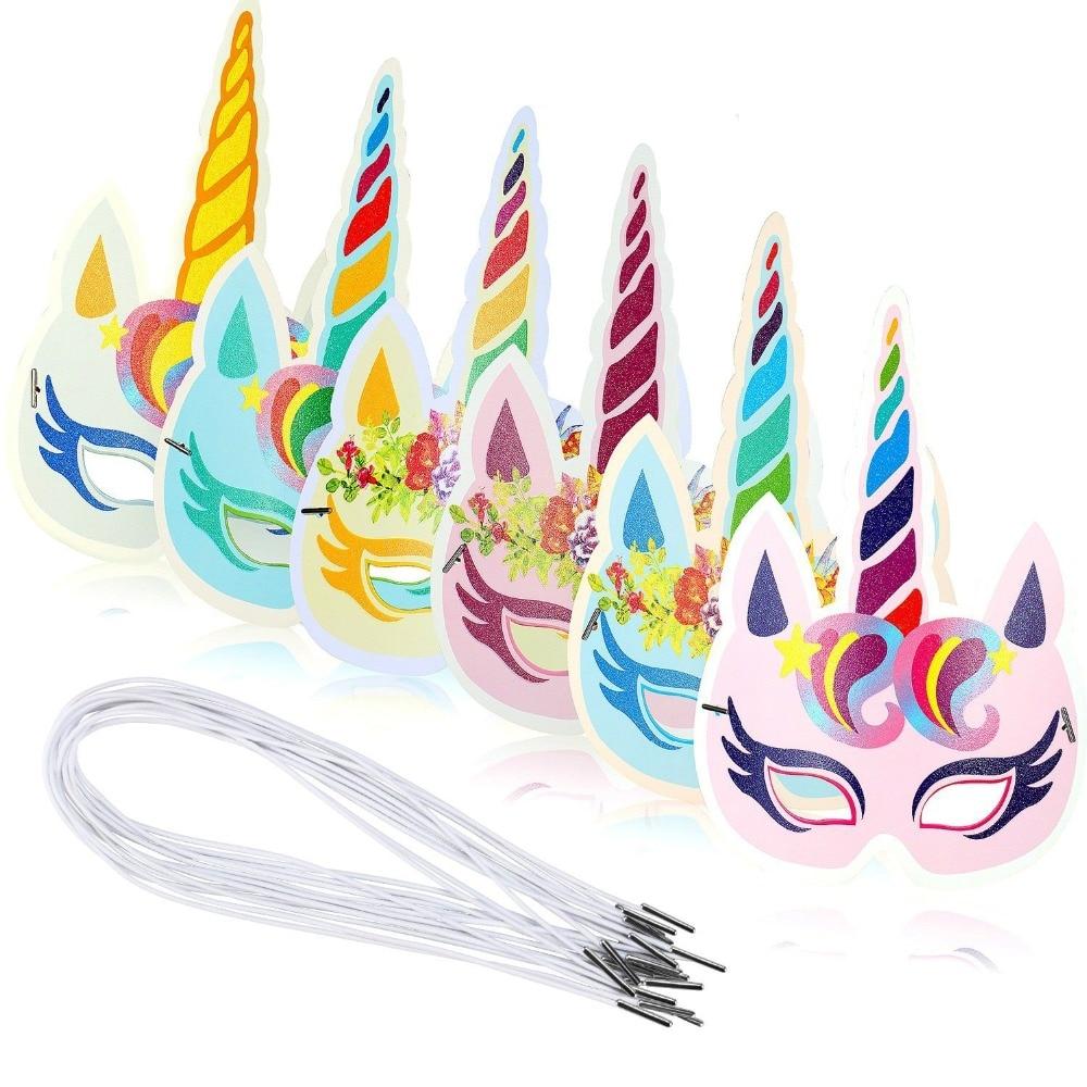 unicorn party mask (2)