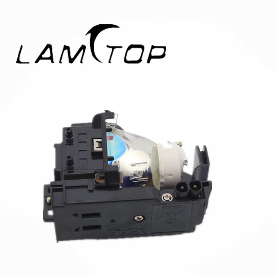 FREE SHIPPING  LAMTOP  Hot selling  original lamp  with housing  NP05LP  for   VT700G hot selling for toyota ecu self learn tool free shipping with best price shipping free