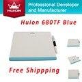 """HUION 680TF 8 """"Профессиональный Цифровой Графический Планшет USB Подпись Колодки Графики Tableta Карта Micro Sd Дети Чертежной Доски"""