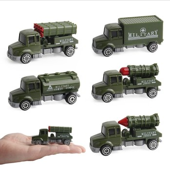 YH1780 Diecasts Toy Vehicles Military Model Car Toy 10 Styles Car Toy Vehicle Truck Van  Construction Toy