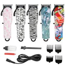 Styling Accessory Rechargeable Hair trimmer Professional Hair Clipper Hair Shaving Machine Hair Cutting Beard Electric