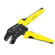 0.25-6 mm2 Wire Crimper multitool Crimping Tool Engineering Ratchet Terminal Crimping Plier Bootlace Ferrule Cord End Terminals(China)