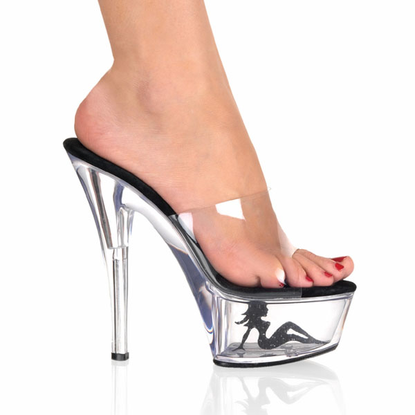 New Trend Women Sandals Sexy 6 Inch High Heel Slipper Appliques Pretty Girl Clear Shoes 15cm Sexy High-Heeled Crystal Shoes new trend women sandals sexy 6 inch high heel slipper appliques pretty girl clear shoes 15cm sexy high heeled crystal shoes