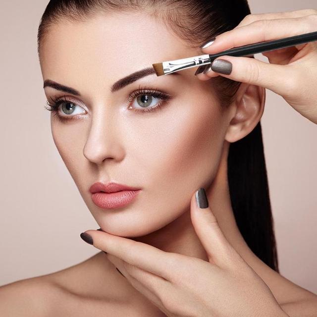 1/3Pcs Makeup Brush Cosmetic Brushes Kabuki Face Nose Brushes Concealer Foundation Eyebrow Eyeliner Blush Powder Makeup Tool 3