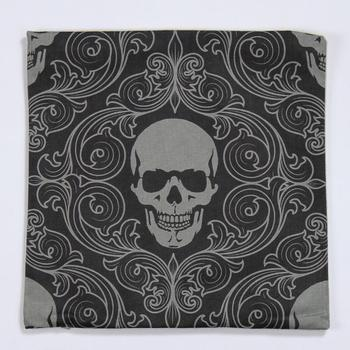 Skull Pillow Case 1