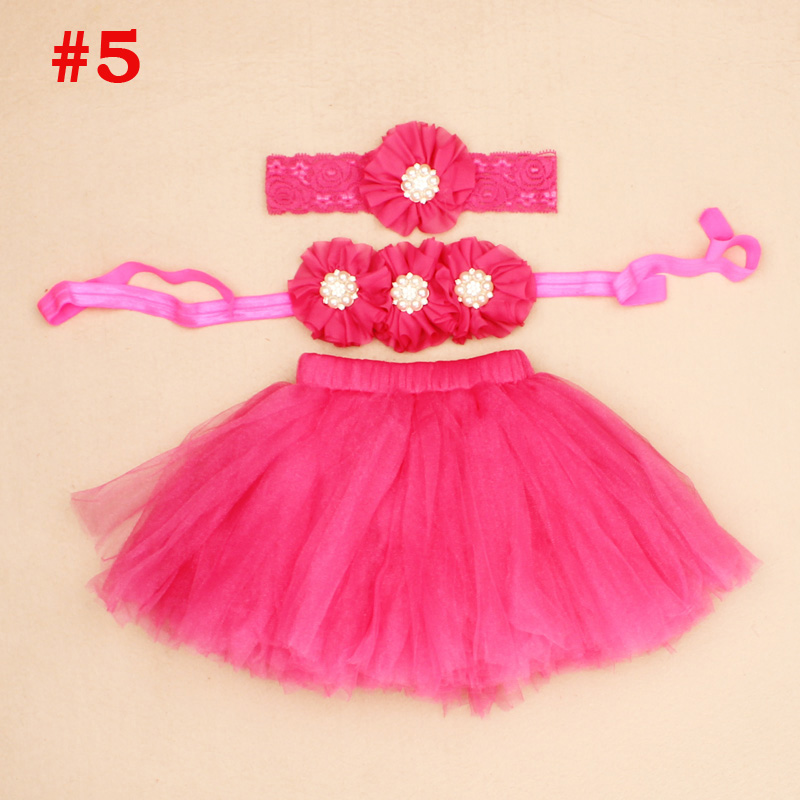 Pink-Baby-Tutu-with-Flower-Bra-Top-and-Lace-Headband-Newborn-Girl-Photo-Props-Costume-Baby-Tulle-Tutus-Baby-Gift-TS070-5