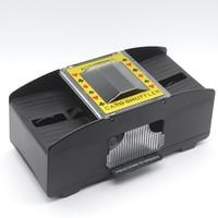 Настольные игры автоматический покерный карточный таффлер на батарейках игральные карты таффлинг