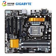 GIGABYTE GA-H97M-D3H desktop motherboard LGA1150 i3 i5 i7 DDR3 USB3.0 32G Micro-ATX цена и фото