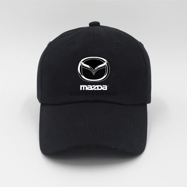 Top New Mazda Snapback Hat Baseball Caps-in Baseball Caps from ... 7a1f0c2a462