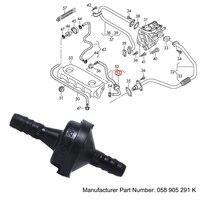 JEAZEA ENP4482 058905291K سيارة فراغ تحقق صمام مضخة هواء 1.8 ل VW EOS جولف جيتا باسات توران A4 A6 A3 S8 TT 1999 2006 2011