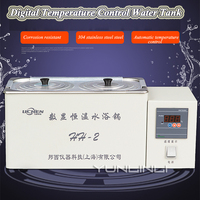 Electric Heating Water Bath Pot Digital Laboratory Single Hole Four Holes Six Holes Eight Hole Water Bath Boiler HH 2