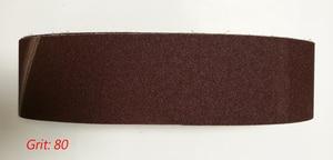 """Image 4 - Bande Abrasive pour bois, 100x915mm, 5 pièces, écran de ponçage 4 """"x 36"""" 100*915 avec ceinture 60 80 100 120 240 600"""