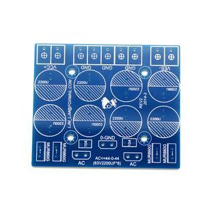 Image 5 - DIY Kits HIFI Stereo 63V 2200Uf x 8 + MUR860G x 4 Power Supply Board