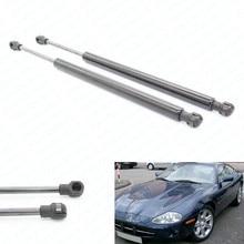 2pcs Auto Tailgate Rear Trunk Lift Supports Gas Struts for Jaguar XK8 XKR 1997-2006 Convertible
