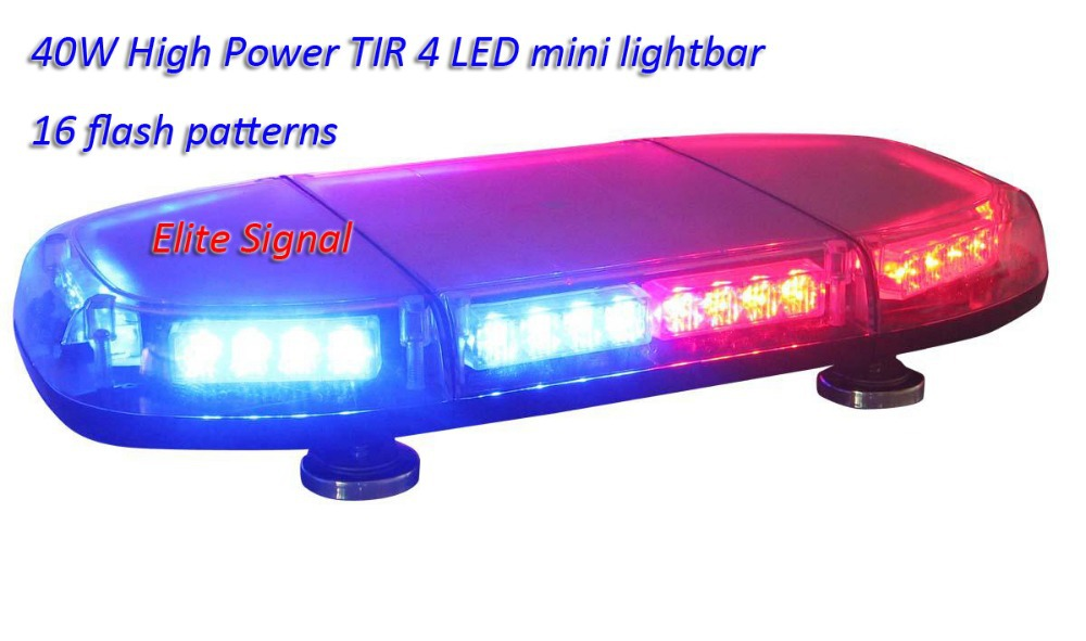 Free shipping by fedex ece r65 approved led mini lightbar gen3 1w ece r65 approved led mini lightbar gen3 1w tir4 leds uv resistant pc housing magnetic mounting in signal lamp from automobiles motorcycles on mozeypictures Choice Image