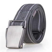New Nylon Belt Men Army Tactical Designer For Jeans Military Combat Belts Emergency Survival Waist Strap Automatic