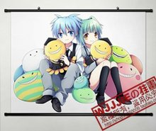 Anime Home Decor Japanese Poster Wall Scroll Assassination Classroom (60*80)-027