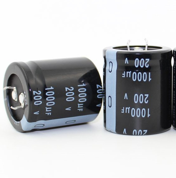 5pcs/lot 200V 1000UF Radial DIP Aluminum Electrolytic Capacitors Size 30*35 1000UF 200V Tolerance 20%