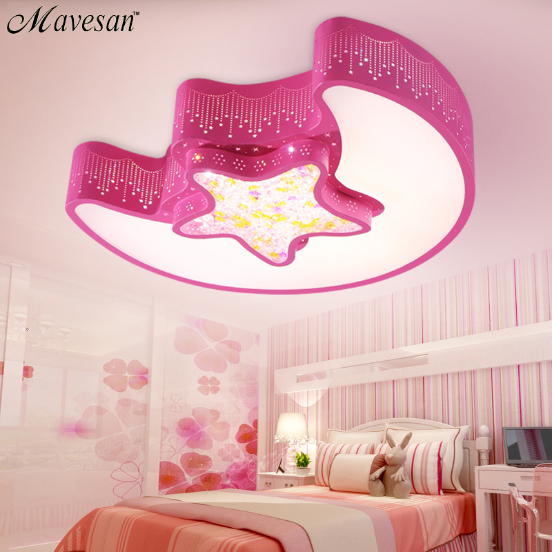 Led ceiling lights home lighting bedroom lighting lamp modern light Color polarizer luminaria lamps child luminaire