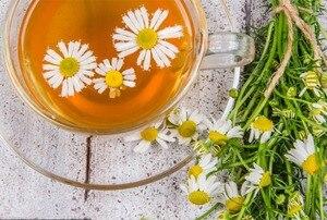 Image 3 - 200 גרם טבעי קמומיל רומאי ניצני בית המפלגה תפאורה/Matricaria chamomilla פרח ניצני