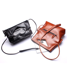 Genuine leather women messenger bags cross body  luxury handbags women bags designer shoulder bag famous brands shopping lady