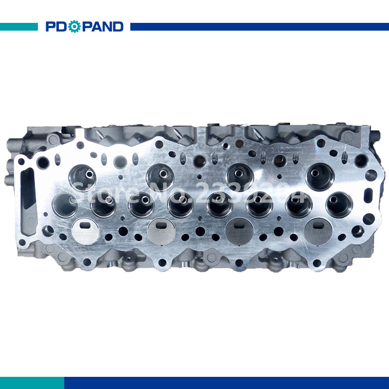 <font><b>WL</b></font> WLT <font><b>WL</b></font>-T <font><b>engine</b></font> parts bare cylinder head 908744 908745 908747 for Mazda B-SERIE MPV I BONGO FREDE and FIENDEE MPV 2.5TD image